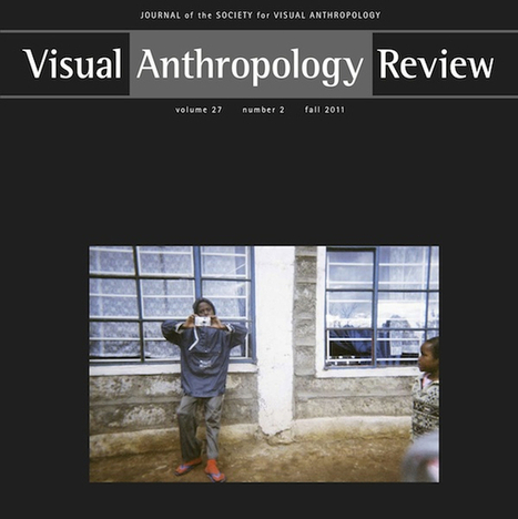 Society for Visual Anthropology » Visual Anthropology Review   Un poco del mundo para Colombia   Scoop.it