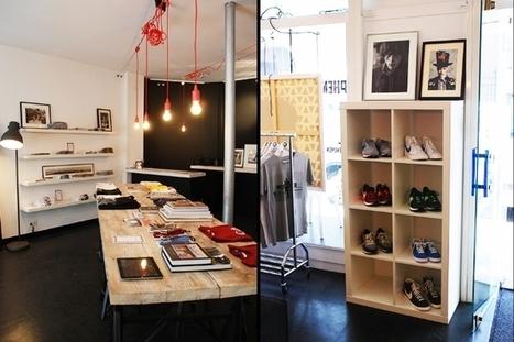 Diaporama | Le nouveau PhenoMen des pop up stores connecté | Retail et Numérique | Scoop.it