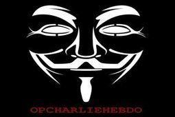 Charlie Hebdo : les Anonymous commencent à riposter | Web 2.0 et société | Scoop.it