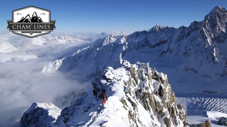 Cham'lines : le Couloir Sud des Becs Rouges (saison 2) | Montagne TV | Scoop.it
