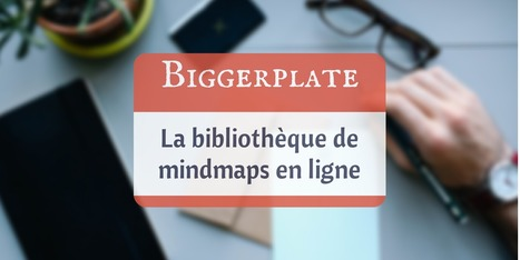 Biggerplate : réseau et dépôt de mindmaps | Time to Learn | Scoop.it