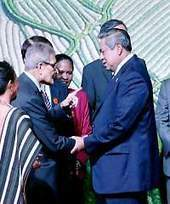 The World Cultural Forum 2013 The Power of Culture in Sustainable Development - eTurboNews | Cultural vibes | Scoop.it