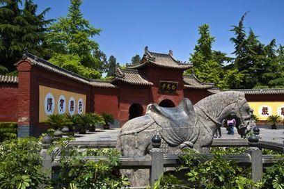 La Chine élargira son plus ancien temple bouddhique   French China   Kiosque du monde : Asie   Scoop.it