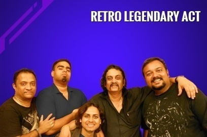 Retro Legendary Act Rock Band Live in Pune at Hard Rock Cafe ,Night clubs in Pune, DJ Night in Pune - Oysterz.in | Nightlife Events in Pune,DJ Party in Mumbai, Nightclubs in Pune | Scoop.it