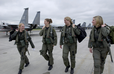 Senate Votes to Include Women in Selective Service | How will you prepare for the military draft if U.S. invades Syria right away? | Scoop.it