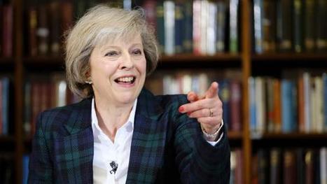 Theresa May, la reina de hielo se hace con el trono tory | temporary, untemporary worldwide and diverse infos | Scoop.it