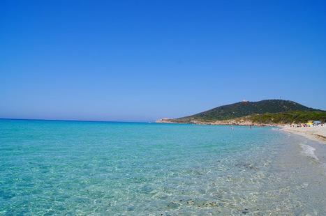 LES PETITS PARADIS DE MANON: Plage de Giunchetu (Corbara, Corse) | Corse | Scoop.it