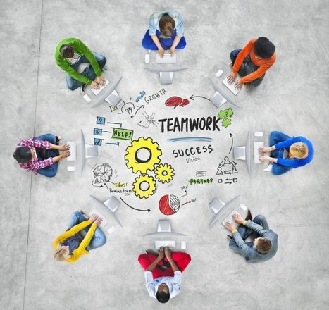 Why Online Collaboration Is The Solution To Your Learning And Development Team's Efficiency Problem - eLearning Industry | Digitala verktyg för lärandet. En skola i förändring. | Scoop.it