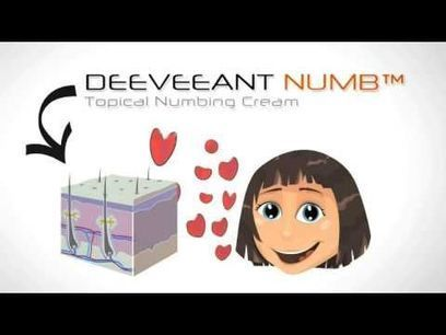 Tattoo Numbing cream | Tattoo Numbing Cream | Botox & Cosmetic Numb Cream | Scoop.it