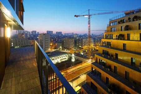 Architecture : Paris prend de la hauteur   URBANmedias   Scoop.it