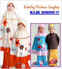 Grosir Mukena Cantik Bahan Kaos Berkualitas Untuk Anak-Anak Dan Dewasa   Bintan Island World   Scoop.it