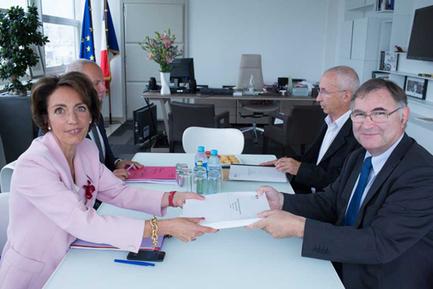 Remise du rapport « Réorganisation des vigilances sanitaires » à Marisol Touraine | L'actualité de la sécurité sanitaire | Scoop.it