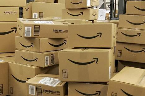 Shoppers Favor Amazon for Online Holiday Shopping | Kickin' Kickers | Scoop.it