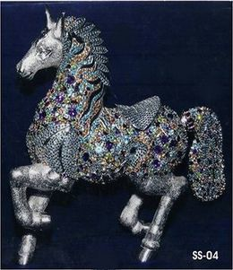 925 Sterling Silver Horse figurines   Indian shaily crafts   Scoop.it