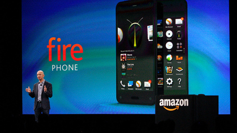 Amazon: Fire Phone or fire sale?   mobile adv   Scoop.it