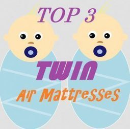 What Is The Best Twin Air Mattress Reviews For Camping, Raised & More   Sleeping With Air   Home & Office   Scoop.it