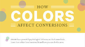 The Effect of Colors on Conversion [Infographic]   Magento Extension Independent Marketplace   Scoop.it