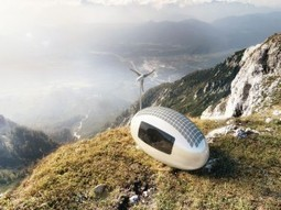 Going Off The Grid In Solar Powered Capsule | SolarPanelsCompany | Savings During Summer Season | Scoop.it