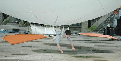 HANGAR A DIRIGEABLES D'ECAUSSEVILLE - Evènement - Aéroplume | Art_Science_Technology | Scoop.it