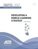 ASTD: Developing A Mobile Learning Strategy | M-learning, E-Learning, and Technical Communications | Scoop.it