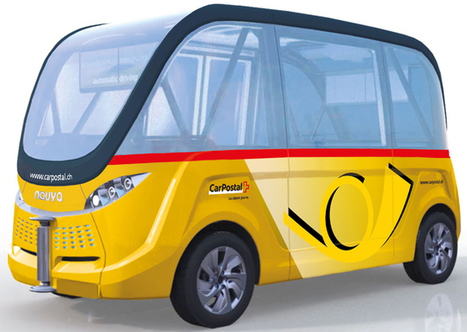 inside-it.ch: Autonome Shuttle-Busse im Wallis | Internet der Dinge - Internet of Things | Scoop.it