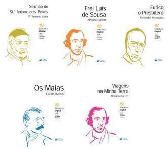 ebooks grátis: 5 Clássicos da Literatura portuguesa | eBook Portugal | eBooks - Livros em formato digital | Scoop.it