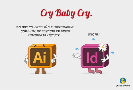 Cry Baby Cry ⎪ Pildora de Ideas ⎪ Pill of Ideas | Diseño y más Creatividad | Scoop.it