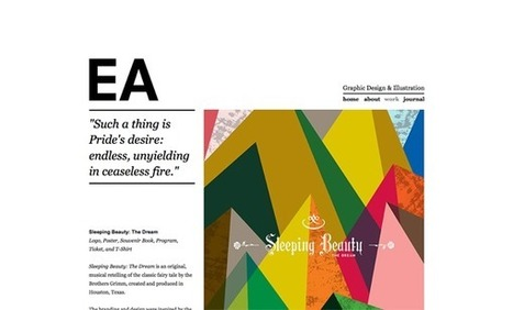 Roundup of Top 10 Best Websites For Designers - How Magazine | Design Revolution | Scoop.it