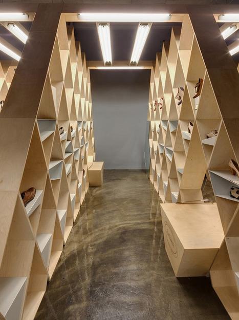 Artizen Pop-up shop by Ypsilon Tasarim, Istanbul » Retail Design Blog | interior design | Scoop.it