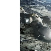 Soon, 3D printers could be building houses on the Moon out of lunar dust | Space matters | Scoop.it