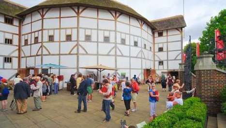 Shakespeare's Globe - including virtual tours of the theatre | Teater | Scoop.it
