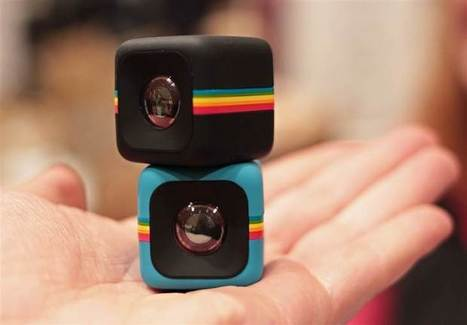 Cutest camera ever? Polaroid's C3 is a micro-sized, colorful cube - NBCNews.com | Photography | Scoop.it