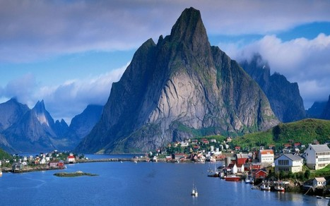Norway: Reine | Wicked! | Scoop.it