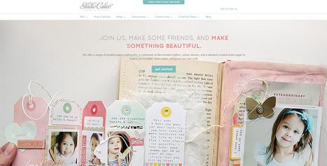 Scrapbooking Kits, Paper & Supplies, Ideas & More at StudioCalico.com!   Scrapbooking Ideas   Scoop.it