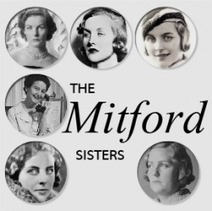 Six Sisters, Six Books: The Mitfords | Herstory | Scoop.it