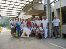 Nakon odmora u Tuzli nastavljeno pješačenje grupe Zeničana | Zenica News | Scoop.it
