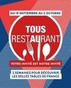 Les Tables & Auberges de France participent à Tous au restaurant ! | Gastronomie Nord-Pas de Calais | Scoop.it