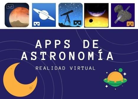 Aplicaciones de Realidad Virtual sobre astronomía | Educacion, ecologia y TIC | Scoop.it