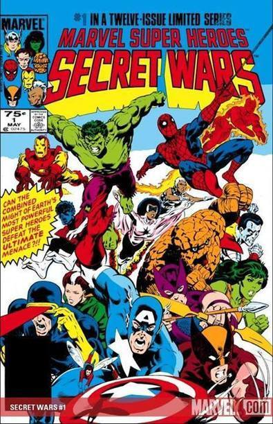 Marvel Super Heroes Secret Wars (1984) #1 | GeekedMedia | Scoop.it