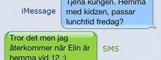 iMessage och SMS på iPhone - Är det gratis? | Folkbildning på nätet | Scoop.it