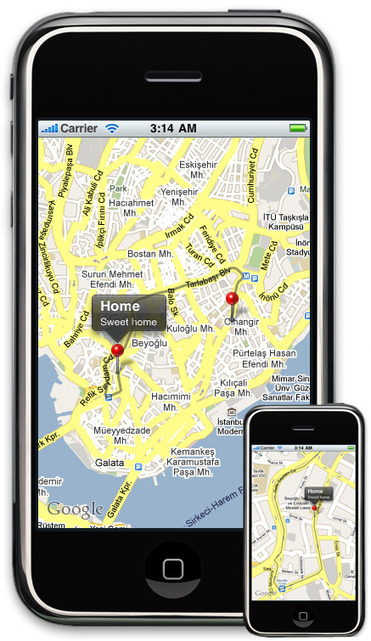 MapWithRoutes | iOS third party developments | Scoop.it