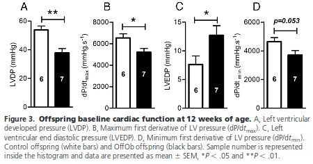Maternal diet-induced obesity programmes cardiovascular dysfunction in adult male mouse offspring independent of current body weight | Anatomía Práctica | Scoop.it