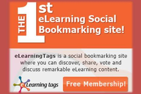 eLearningTags.com - Social Bookmarking Site for E-Learning Professionals - EdTechReview™ (ETR) | Leading Edge Learning Technology | Scoop.it