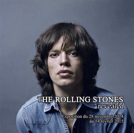 Rolling Stones, revealed à la Galerie Photo12 | Expos photos Paris | Scoop.it