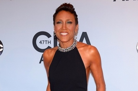 Robin Roberts Officially Comes Out as Gay in Facebook Post | Garrett's Gay Guide to Las Vegas | Scoop.it