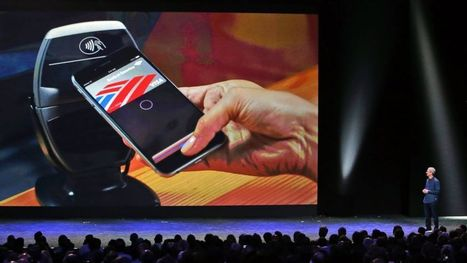 Apple Pay: What to Expect at the Register | AANVE! |Website Designing Company in Delhi-India,SEO Services Company Delhi | Scoop.it