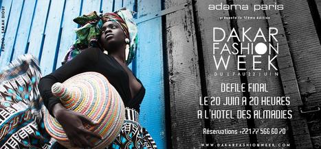 Dakar Fashion Week | La Francophonie | Scoop.it