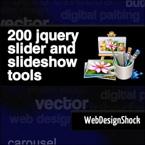 Best Design Blog – DesignShock | Graphic and web design | Scoop.it