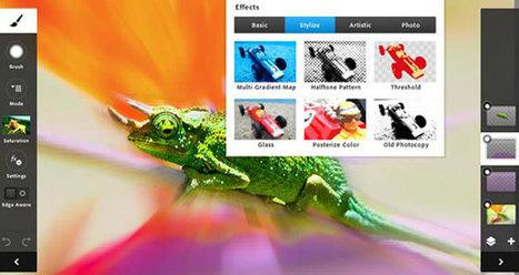 Las mejores aplicaciones para diseño gráfico en Android   Educacion, ecologia y TIC   Scoop.it