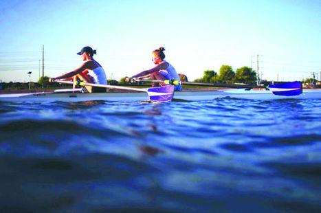 EV students part of growing sport, learn teamwork on Tempe rowing team - East Valley Tribune | Strategies in PE | Scoop.it